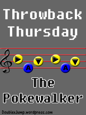 The Pokewalker | Pokemon HeartGold and SoulSilver | Nintendo | Gaming | Video Games | DoublexJump.com