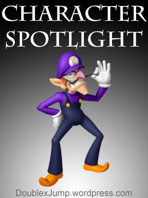 Character Spotlight: Waluigi | Nintendo | Video Games | Gaming | DoublexJump.com
