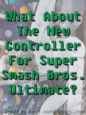 Super Smash Bros. Ultimate Controller | Nintendo | Nintendo Switch | Gaming | Video Games | DoublexJump.com