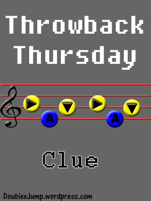 TBT Clue | Throwback | Board Games | DoublexJump.com