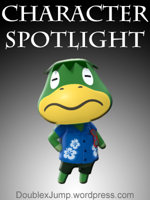 Character Spotlight | Kapp'n | Animal Crossing | Nintendo | Gaming | Video Games | DoublexJump.com