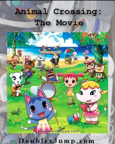 Double Jump | Nintendo | Movies | Video Games | Animal Crossing