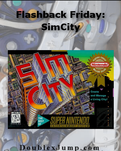 Double Jump | Video Games | Nintendo | SimCity
