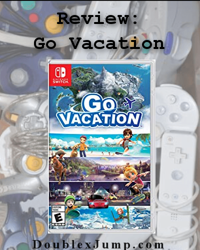 Double Jump | Video Games | Nintendo | Nintendo Switch | Review | Go Vacation