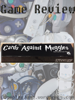 Card Game Review | Cards Against Muggles | gaming | blogging | DoublexJump.com