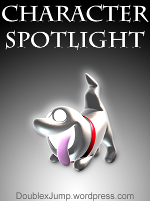 Character Spotlight: Polterpup | Video games | gaming | Luigi's Mansion | Nintendo | DoublexJump.com
