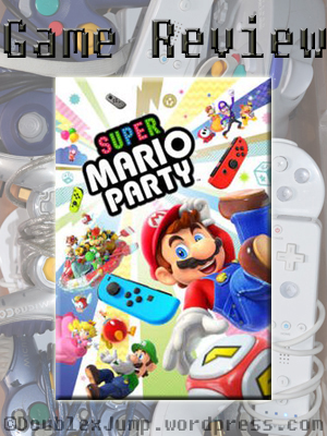 Video game review: Super Mario Party | Nintendo Switch | Nintendo | Mario Party | Game Review | Gaming | Video Games | DoublexJump.com