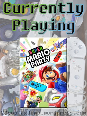 Super Mario Party with Friends | Nintendo Switch | Nintendo | Mario Party | Gaming | Video games | DoublexJump.com