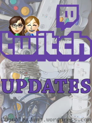 Twitch Updates | Live Streaming | Twitch streaming | Gaming | video games | Blogging | DoublexJump.com