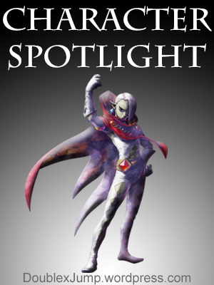 Character Spotlight: Ghirahim | The Legend of Zelda | Skyward Sword | Nintendo Wii | Video Games | Gaming | DoublexJump.com
