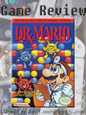 Game Review: Dr Mario | Video games | gaming | blogging | DoublexJump.com