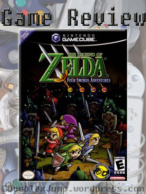Game Review: Four Swords Adventures | The Legend of Zelda | Nintendo | Gamecube | Video Games | Gaming | DoublexJump.com