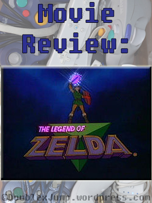 TV Show Review: The Legend of Zelda | movie review | cartoon | Nintendo | gaming | video games | DoublexJump.com