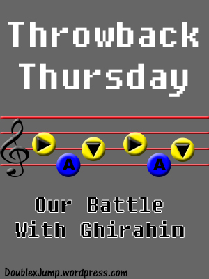 Throwback Thursday: Ghirahim Battle | TBT | Video games | gaming | legend of zelda skyward sword | Nintendo Wii | DoublexJump.com