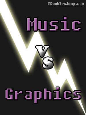 Debate Music vs Graphics | Video games | gaming | blogging | DoublexJump.com