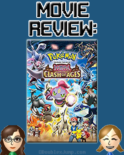 Movie Review: Hoopa and the Clash of Ages | Pokemon | Pokemon Movie | Nintendo | Video Games | Gaming movies | DoublexJump.com