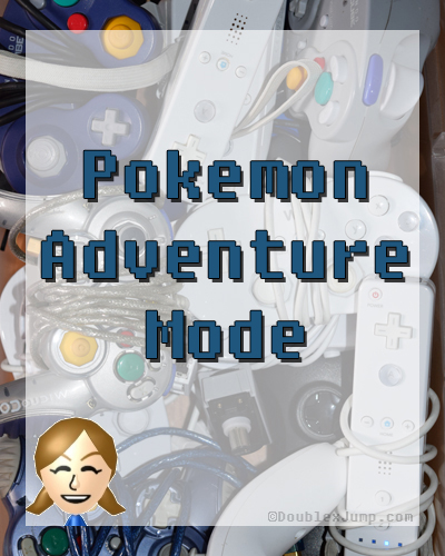 Pokemon Adventure Mode | Super Smash Brothers Ultimate | Pokemon | Nintendo | Nintendo Switch | DoublexJump.com