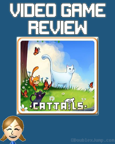 Video Game Review | Cattails | Nintendo | Nintendo Switch | Cattails Review | Game Review | Cattails Game Review | DoublexJump.com
