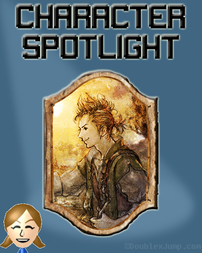 Character Spotlight: Alfyn Greengrass | Octopath Traveler | Nintendo | Square Enix | Nintendo Switch | Video Games | Gaming | DoublexJump.com