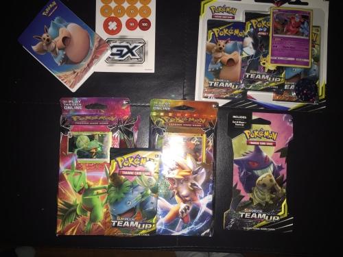Pokemon Team Up TCG | Pokemon Cards | Pokemon Trading Card Game | Nintendo | Card Games | Pokemon Cards | Video Games | Gaming | DoublexJump.com