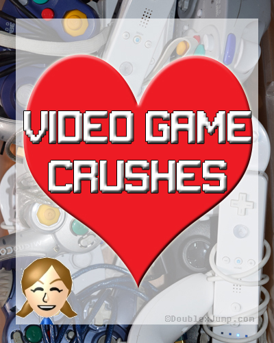 Video Game Crushes | Gaming | Valentine's Day | Video Game Characters | DoublexJump.com