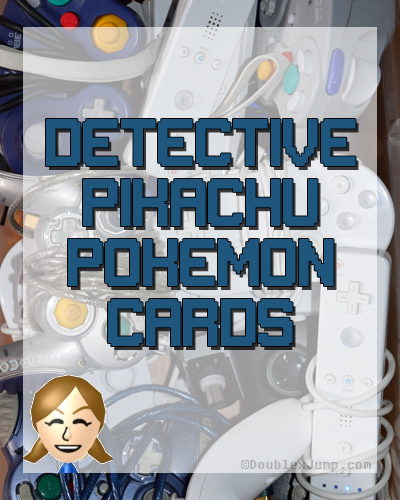 Detective Pikachu Pokemon Cards | Video Games | Gaming | Pokemon | Detective Pikachu | Pokemon Cards | Pokemon Trading Card Game | DoublexJump.com