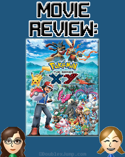 TV Show Review: Pokemon Kalos Region | Pokemon XY | Pokemon XYZ | Pokemon | Nintendo | Anime | DoublexJump.com