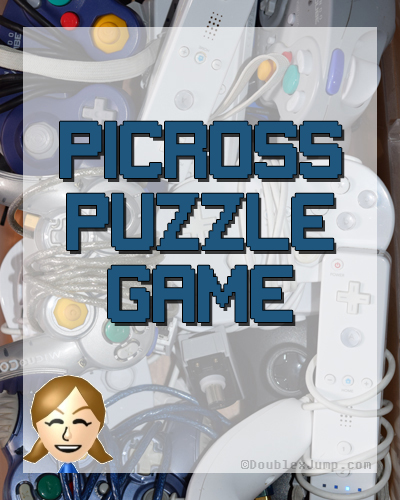 Picross Puzzle Game | Picross | Puzzle Games | Video Games | Gaming | DoublexJump.com