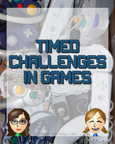 Timed Challenges In Games | Video Games | Gaming | DoublexJump.com