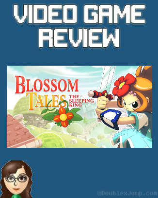 Blossom Tales | Video Game Review | Video Games | Nintendo Switch | Doublexjump.com
