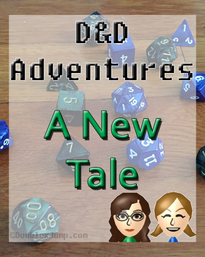 Dungeons & Dragons Adventures: A New Tale | Tabletop Games | Tabletop RPG | Tabletop Roleplaying | RPG Games | Roleplaying Games | Gaming | Group Games | DoublexJump.com