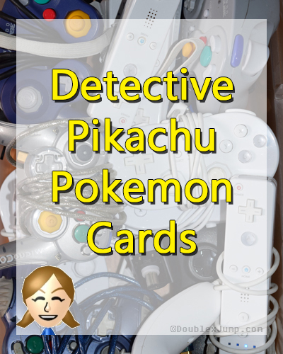 Detective Pikachu Pokemon Cards | Pokemon | Nintendo | Detective Pikachu | Pokemon Cards | Pokemon Trading Card Game | Gaming | Video Games | DoublexJump.com