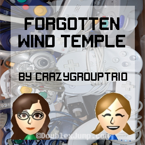 Forgotten Wind Temple | CrazyGroupTrio | Music | Nintendo | Legend of Zelda | Ocarina of Time | Doublexjump.com