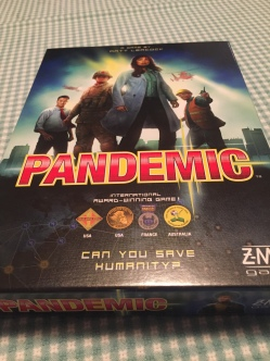 Pandemic | Board Games | Games | Doublexjump.com