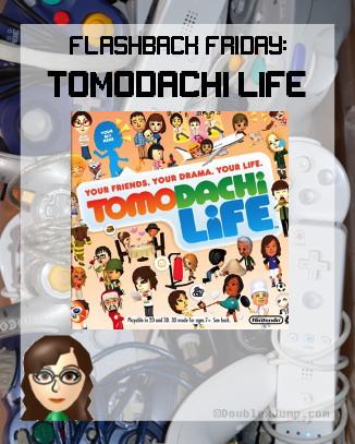 Tomodachi Life | Video Games | Friday | Nintendo | Doublexjump.com