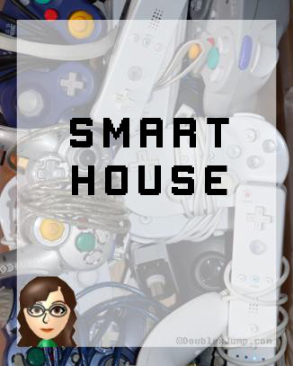 Smart House | Disney | Technology | Google | Amazon | Doublexjump.com