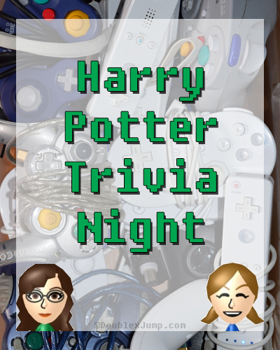 Harry Potter Trivia Night | Gaming | Game Night | DoublexJump.com