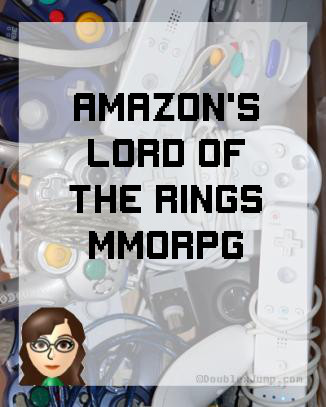 Amazon | Lord of the Rings | Video Games | MMORPG | Gaming | Doublexjump.com