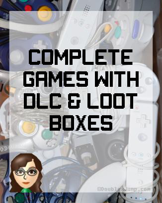 Video Games | DLC | Loot Boxes | Harvest Moon | Light of Hope | Complete | Doublexjump.com