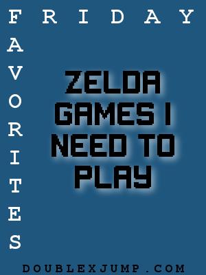 Legend of Zelda | Zelda | Video Games | Gaming | Doublexjump.com
